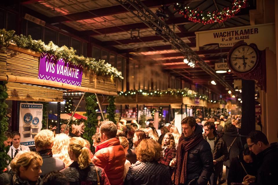 Albert Heijn: Eerste Allerhande Kerstfestival smaakt naar meer