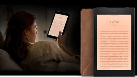 Amazon introduces the Fire HD 8 Reader's Edition with Blue Shade technology to reduce blue light exposure