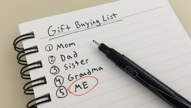 """Best Buy: More and more Americans are indulging in """"self-gifting"""" at the holidays"""