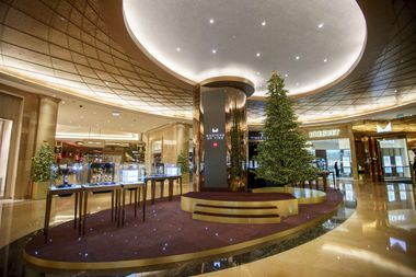 DFS Group launched its seventh annual DFS Masters of Time exhibition in Macau