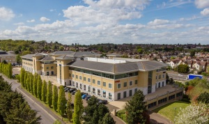 Ediston Real Estate and Europa Capital acquire significant office investment in Guildford, England for £40 million