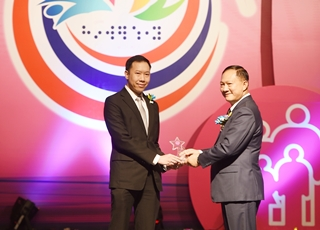 For the 4th consecutive year Big C honored for its support to people with disabilities