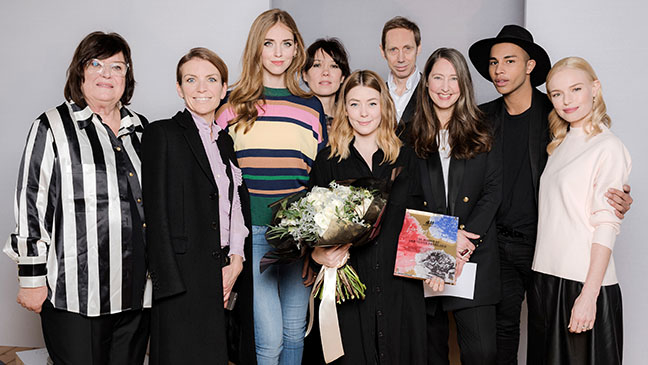 Hannah Jinkins wins H&M Design Award 2016