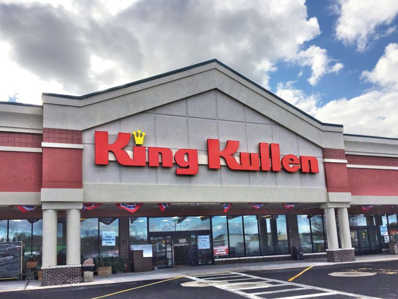 King Kullen opened new supermarket in North Patchogue