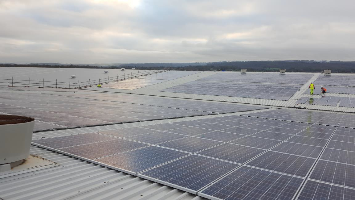 Kingfisher to invest £50 million in renewable energy to reduce its energy consumption by 10%