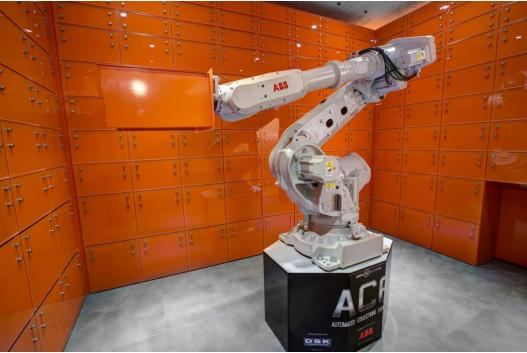Lagardère Travel Retail brings robotics in travel retail with the launch of Automated Collection Experience (ACE) in Aelia Duty Free at Auckland Airport