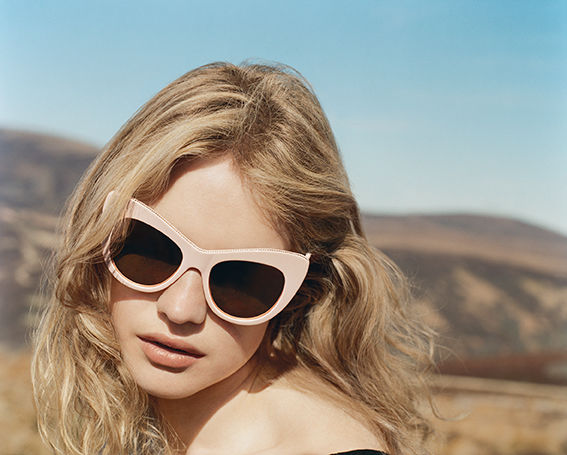New Stella McCartney Winter 2015 eyewear collection in partnership with Kering Eyewear