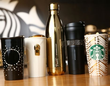 Starbucks and Teavana offer premium gifts ideas this holiday season