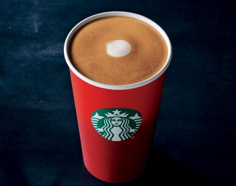 Starbucks introduces holiday touch on its popular Flat White beverage