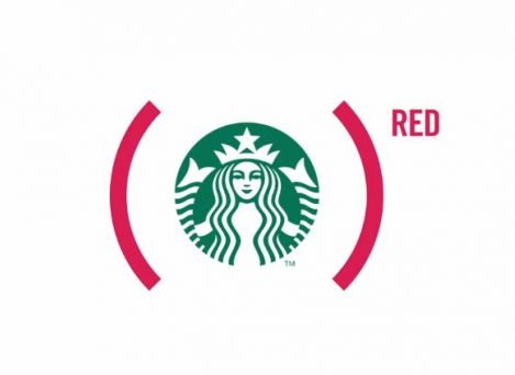 Starbucks partners with (RED)® for the eighth year to help fight AIDS