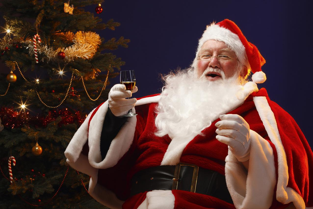 Tesco survey: three-quarters of UK households plan to leave something out for Santa this Christmas Eve