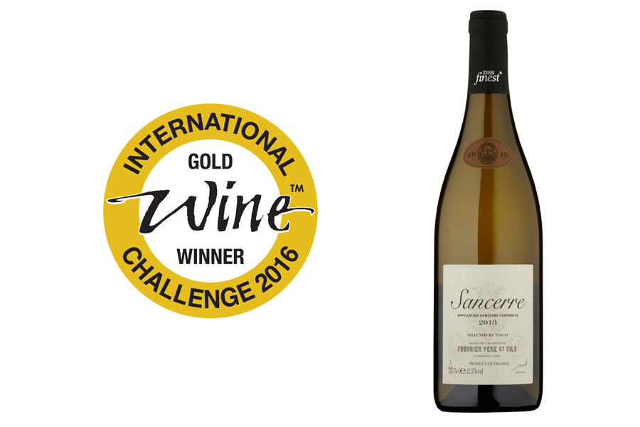 Tesco wins over 70 medals at the International Wine Challenge