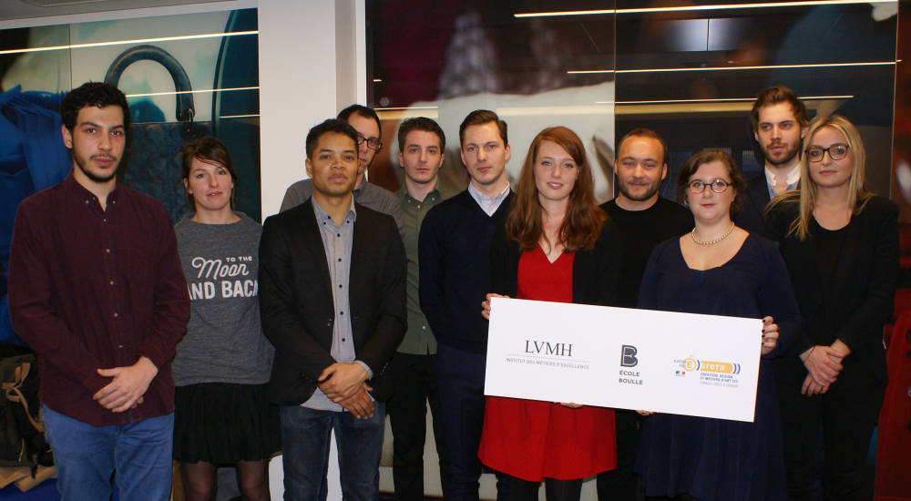 The Institut des Métiers d'Excellence LVMH to partner with Ecole Boulle