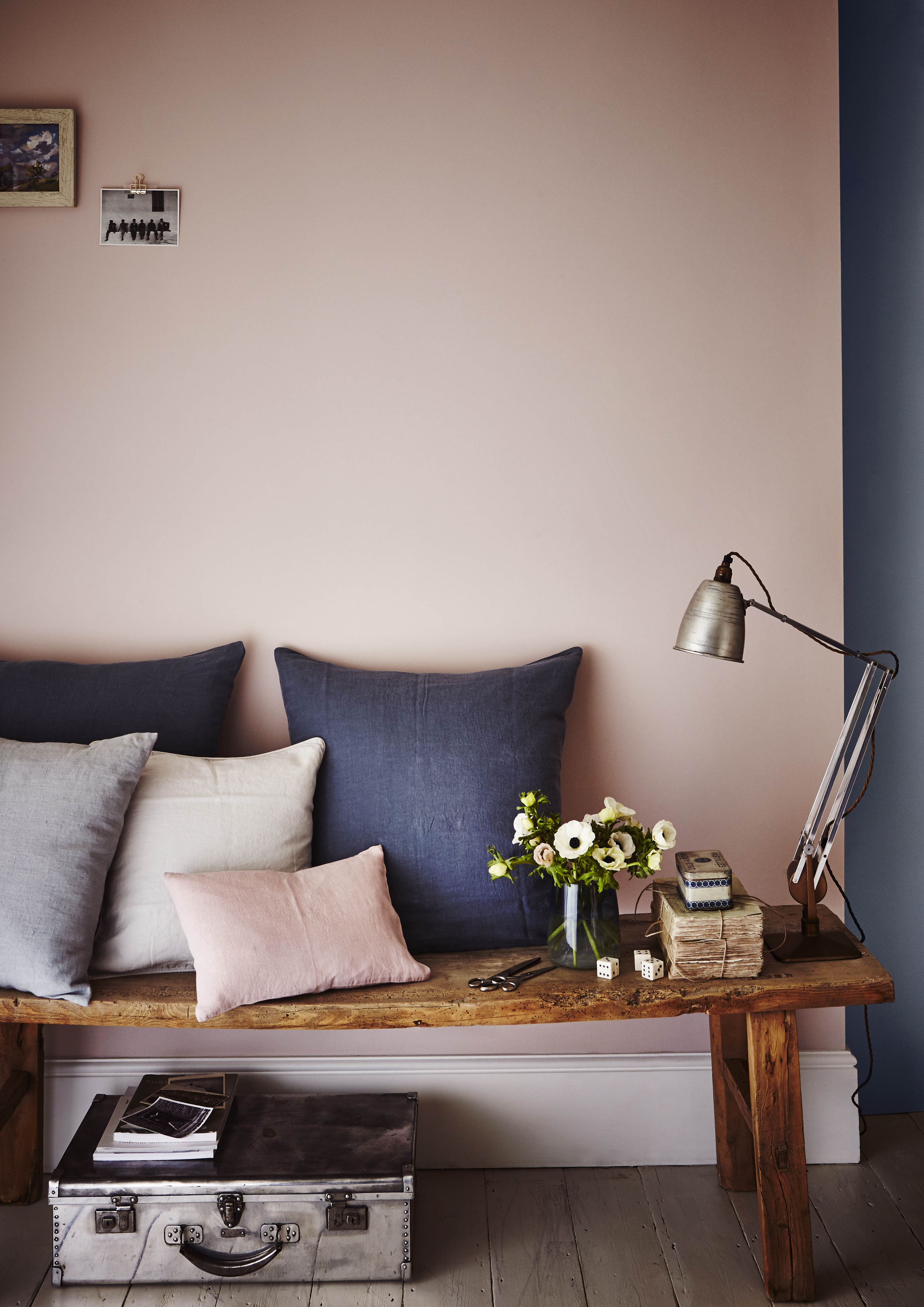 Hemsley new paint brand exclusively available at Homebase