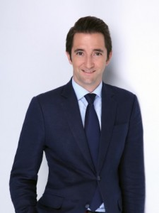 Louis Dambrine, General Manager for Lagardère Travel Retail