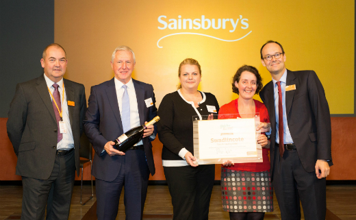 Sainsbury's Chief Executive Mike Coupe: We approached the half-way point in our 20x20 Sustainability Plan