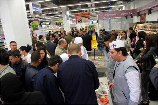 Carrefour franchise partner Group UHD opens Carrefour Market supermarket in Tunis