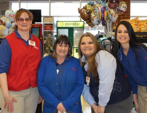 Weis Markets opens its remodeled store in the Grandview Plaza in Hanover, PA
