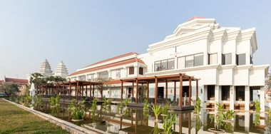 DFS Group opens its first and largest duty free luxury department store in Cambodia, T Galleria by DFS, Angkor