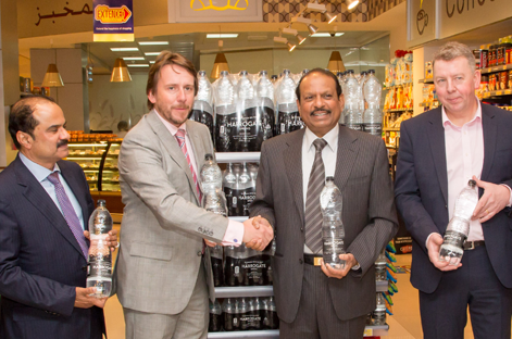LuLu Group to sell Harrogate Spring premium bottled water in its stores