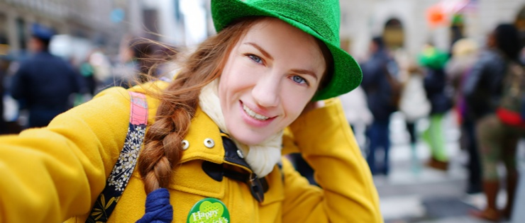 NRF: more than 125 million Americans plan to celebrate St. Patrick's Day and are expected to spend an average of $35.37 per person
