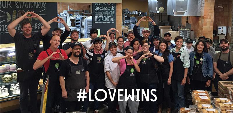 Team Members, Whole Foods Market Lamar Store, Austin, TX