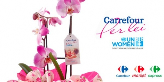 Carrefour Italy launches Carrefour for Her campaign to promote the inclusion of women and cultivate their potential