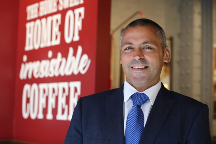 Costa announces the appointment of Jason Cotta as Managing Director, Costa UK & Ireland