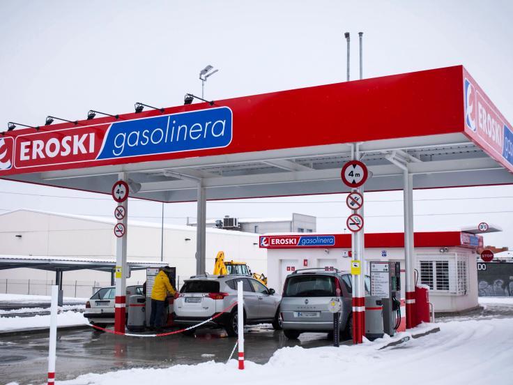 Las gasolineras EROSKI han comenzado a comercializar gasóleo aditivado A+