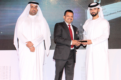 LuLu Hypermarket awarded first position in the overall consumer satisfaction index conducted by the Department of Economic Development