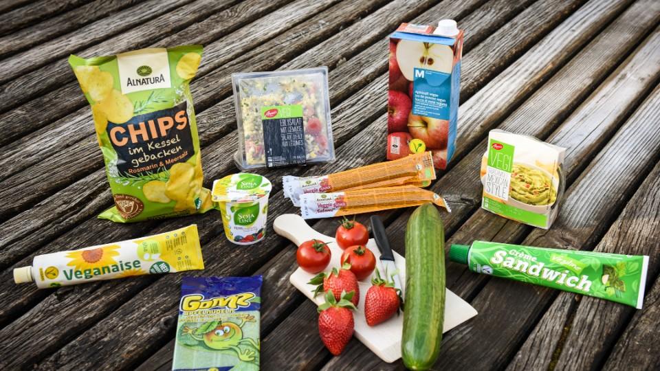 Migros vegetarisch und vegan zertifiziertes Sortiment um 30 Prozent zu erweitern