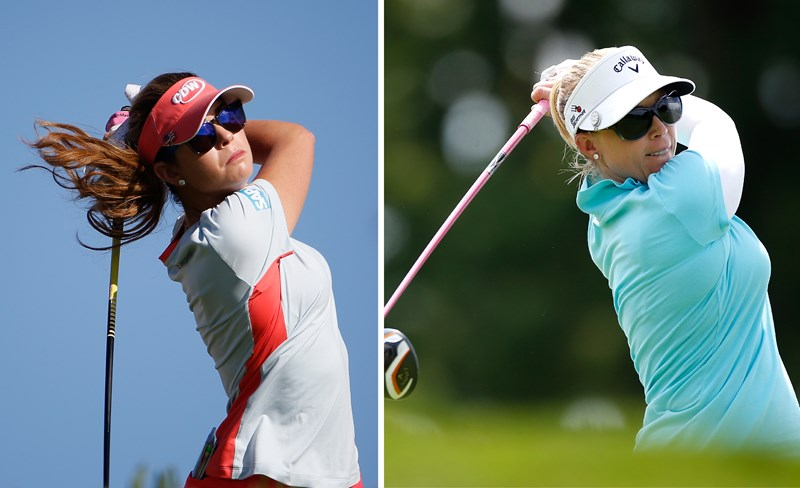 Paula Creamer and Morgan Pressel to play in the Meijer LPGA Classic for Simply Give, June 14-19 at Blythefield Country Club