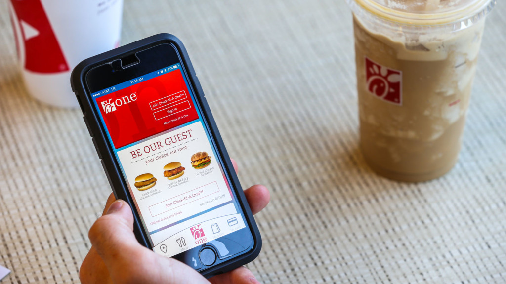 Chick-fil-A® launches mobile app Chick-fil-A One TM