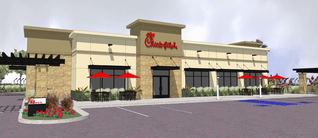 Chick-fil-A announces ground breaking events for its future locations in Nevada