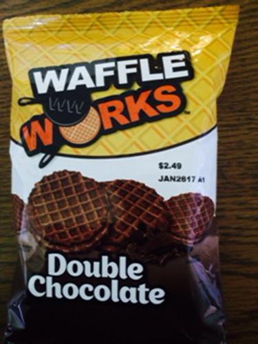 Herr Foods Inc. voluntarily recalls 4 oz. Waffle Works Double Chocolate Waffle Sandwiches due to an undeclared milk allergen