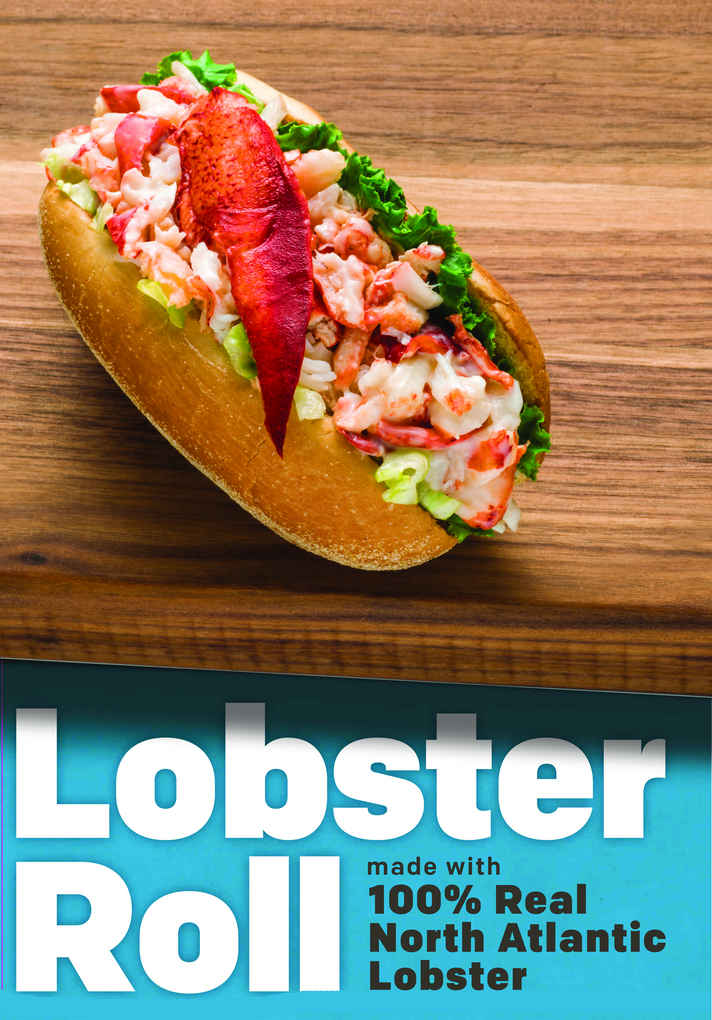 Lobster Roll returns to McDonald's restaurants throughout New England and the Albany, New York area this summer