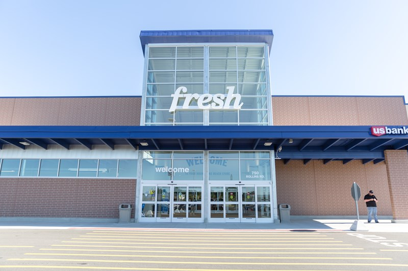 Meijer opens new 192,000-square-foot supercenters today in Flossmoor and Round Lake Beach, Illinois
