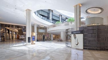 Melco Crown Entertainment Limited and DFS Group unveil the exciting expansion of City of Dreams' retail area