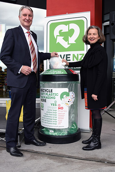 New World launches soft plastics recycling programme in the South Island