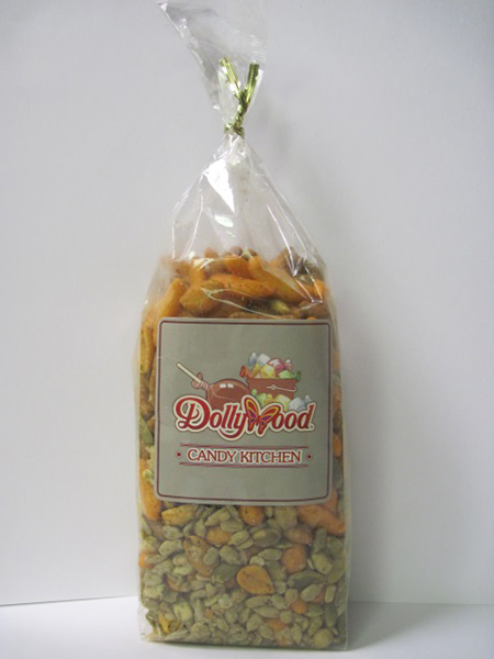 Rucker's Makin' Batch Candies voluntarily recalls certain Dollywood Cajun Mix cello bag due to the potential presence of Listeria Monocytogenes