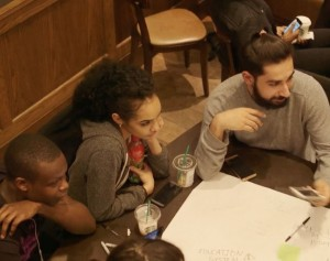 Starbucks, Bite the Ballot launch Democracy café events for young people to join in conversation about the EU referendum