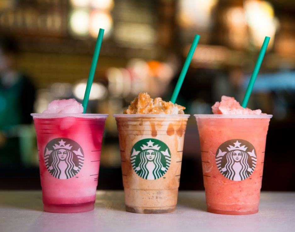 Starbucks introduces Sunset Menu available after 3 p.m. throughout the summer