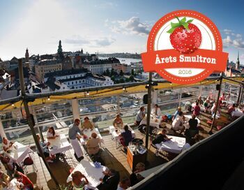 Sweden: Rooftop restaurants and bars are especially in demand