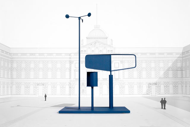 British Land to support the UK entry at the inaugural London Design Biennale to be designed by Barber & Osgerby