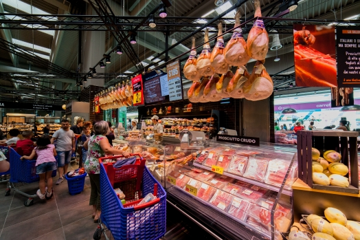 Carrefour Italy opens its latest hypermarket in Nichelino