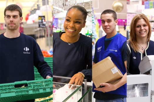 Carrefour to help with the economic and social development of priority neighbourhoods