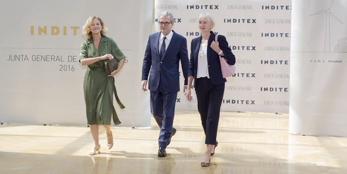 Inditex announces the launch of mobile payment in all of the its retail brands' stores in Spain from September