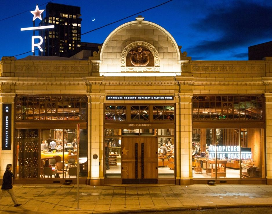 Italian restaurant Princi to become exclusive food purveyor in all new Starbucks Roastery locations