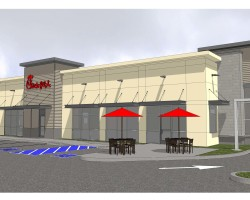 New Chick-fil-A restaurant in Vancouver, Washington to open for business in late summer 2016
