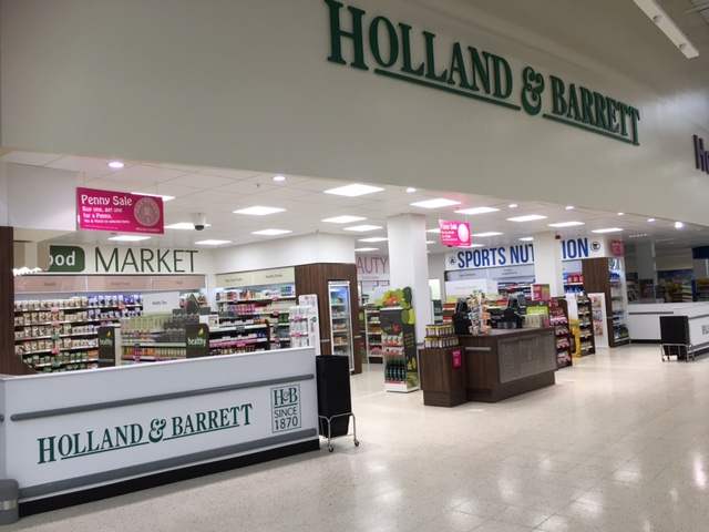 New partnership brings Holland & Barrett health and wellbeing products in Tesco stores across the UK